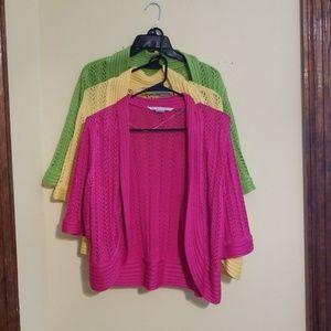 Peter Nygard Sweaters - short sweater